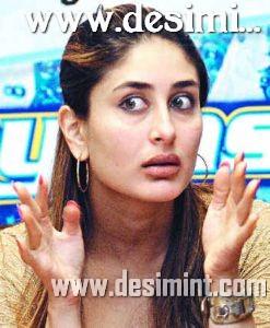 Desi Indian Actress Kareena Kapoor Hot Photo Gallery