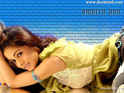 Amrita Rao Wallpapers Gallery : Latest Wallpapers Of Hot Sexy Cute Indian Bollywood Actress Amrita Rao