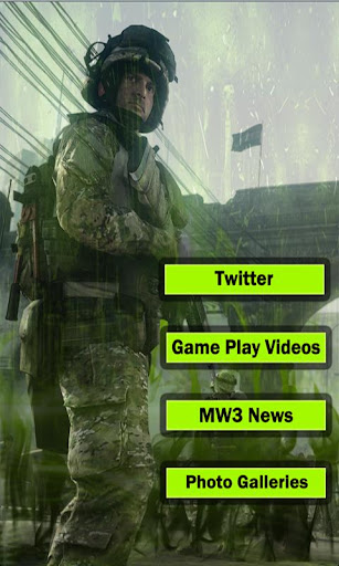 MW3 Game Play Exposed