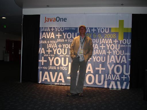 Me + JavaOne