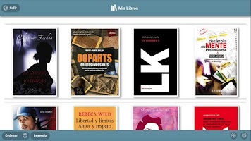 Screenshot of Quiero Leer