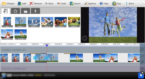 App VideoPad Video Editor Free APK for Windows Phone