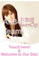 Screenshot of AKB48 TeamOgi