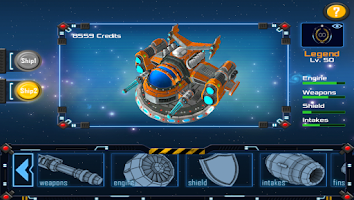 Screenshot of Play to Cure: Genes In Space