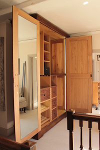Bespoke Armoire - Classic External with Modern Interior