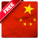 China flag free live wallpaper icon