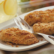 Oven Fried Bisquick Chicken