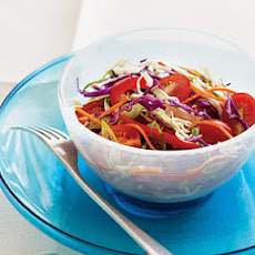 Spicy-Sweet Slaw