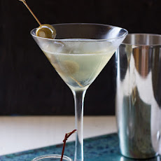 Extra Dirty Vodka Martini