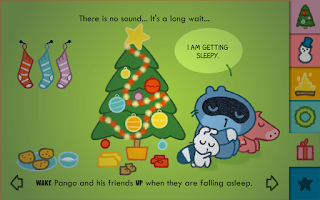 Screenshot of Pango Christmas