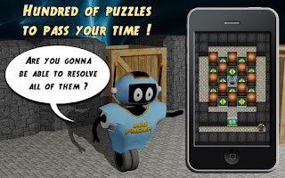 Screenshot of 100 Bugs Free Puzzle