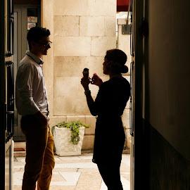 Flirt  by Davy Jones - People Couples