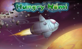 Screenshot of Hungry Nomi