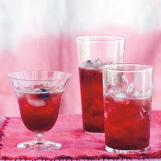 Pomegranate-Blueberry Juice