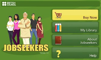 Screenshot of Jobseekers