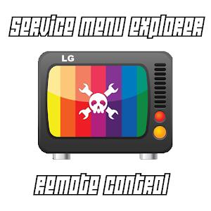 Cover art Service Menu Explorer for LG