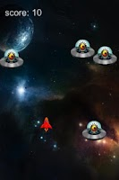 Screenshot of Alien Invasion: Space War Free
