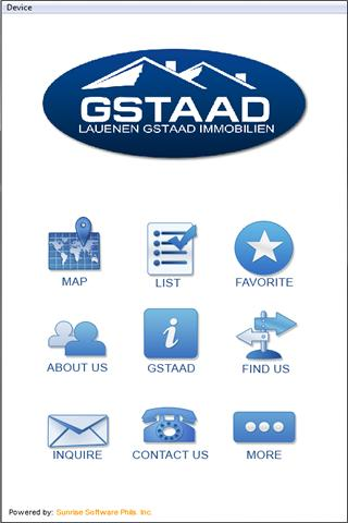 【免費生活App】Gstaad Real Estate Search-APP點子