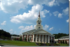 Church in Tennessee