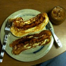 Maple Bacon Pancakes Recipe