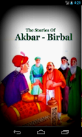 Screenshot of Akbar Birbal Stories (Hindi)