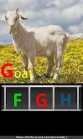 Screenshot of Kids Animal ABC Alphabet sound