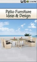 Screenshot of Patio Furniture Ideas & Design