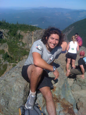 Adam Roberts: Freakishly good hiker