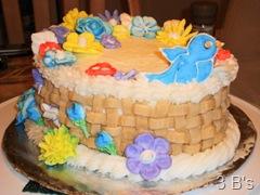 grad cake I