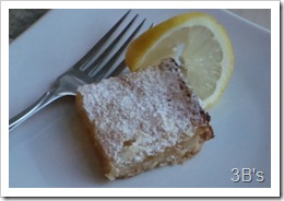 lemon bar fork