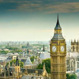 London by Mihai Popa - City,  Street & Park  Skylines ( londra, marea britanie, anglia )