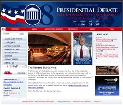 PresidentialDebate08