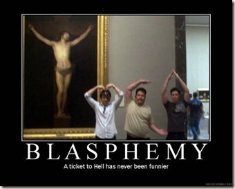 blashpemy