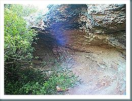 Cueva (Pista Mas del Señor)