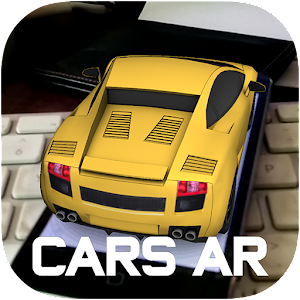 Toon Cars Augmented reality