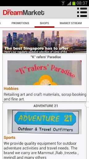 玩商業App|Dream Market免費|APP試玩