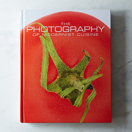 The Photography of Modernist Cuisine, Signed Copy