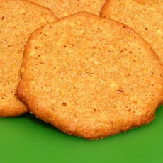 Peanut Molasses Cookies