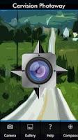 Screenshot of Photoway Navigation