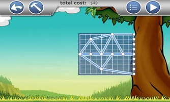 Screenshot of SimplePhysics