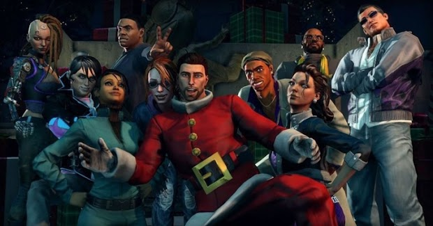 How The Saints Save Christmas  Saints Row IV DLC outlined and dated