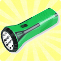Super LED Flashlight icon