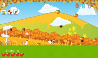 Screenshot of Cute Squirrel NUTS 2