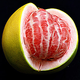 Pomelo fruit. by Andrew Piekut - Food & Drink Fruits & Vegetables