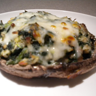 Cheese Stuffed Portabella Mushrooms Recipes
