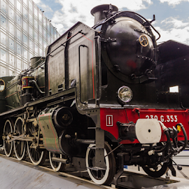 by Angelo Albert Nigro Rodriguez - Transportation Trains