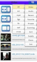Screenshot of Free Pro Video Player Avi Mp4