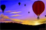 Hawt Air Balloon