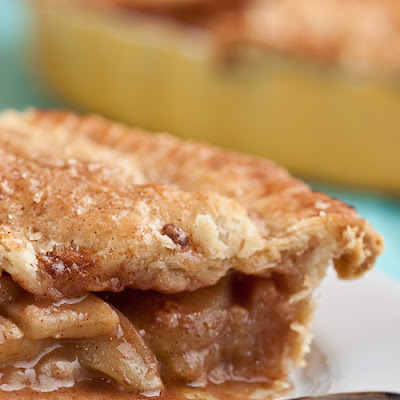 Best Apple Pie with Flaky Butter Crust
