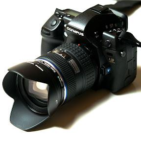 Mi nueva Olympus E-3